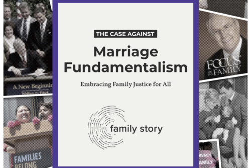 Case Against Marriage Fundamentalism - Report Cover
