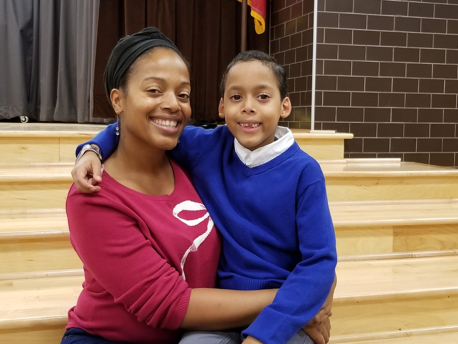 Leolin and son